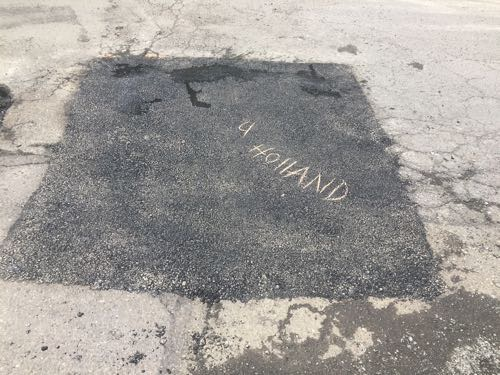 making the world better one pothole at a time load next 1000
